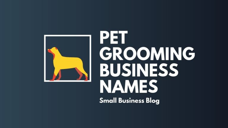 Choose Dog Grooming Salon Names To Create A Comfortable Market For Yourself