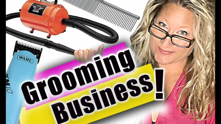 Dog Grooming Business – How to Start a Dog Grooming Business